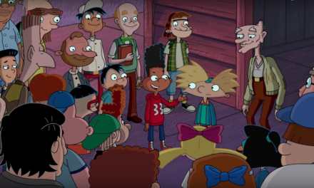 Esta es la continuación de «Hey Arnold… ¡Su nueva película The Jungle Movie! #Video