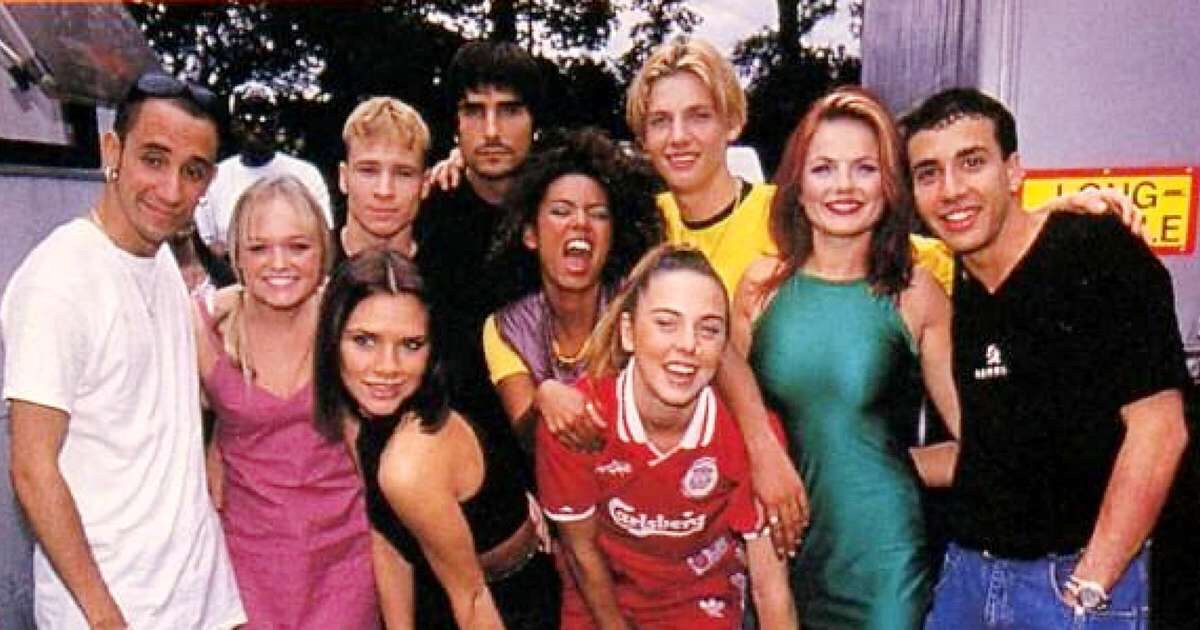Backstreet Boys y Spice Girls ¿en un mismo escenario?