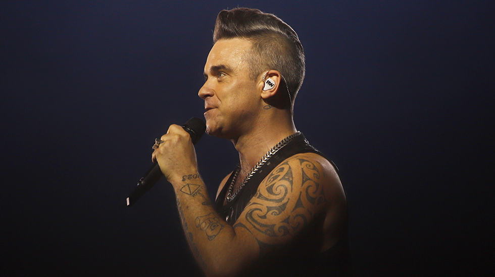 ¡Robbie Williams estará en el Corona Capital!