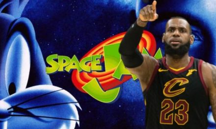 "Comparte LeBron James fotografía de ""Space Jam 2"""