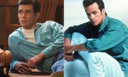 Fallece Luke Perry 'Dylan' de la serie 'Beverly Hills 90210'