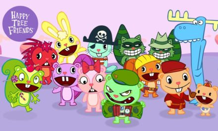 ¡Regresan los Happy Tree Friends a Comedy Central!