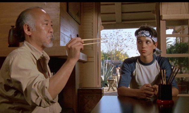 ¡Regresa Karate Kid con el verdadero Daniel-san!