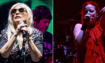 ¡Así se vivió el concierto de Garbage y Blondie en la CDMX! #Videos