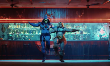 ¡No creerás como bailan He-Man y Skeletor el tema de Dirty Dancing en este video!