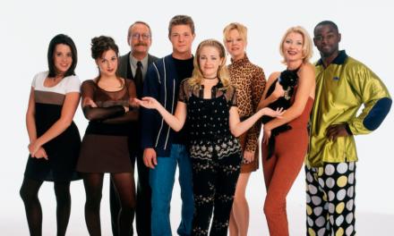 ¡El elenco de Sabrina se reunió 14 años después! #Video