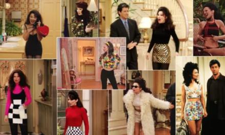 ¡La cuenta de Instagram que muestra los atuendos de 'La Niñera'! #Fotos