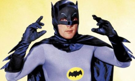 ¡El eterno Batman! ¡Adam West! #Foto