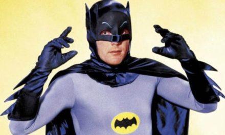¡El eterno Batman! ¡Adam West! #Foto