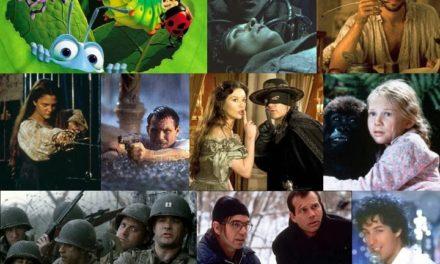 Películas que cumplen 20 años! (PARTE 1)