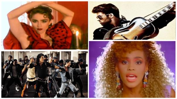 10 clásicos del pop en ingles que cumplieron 30 años!!!!!