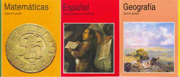 Revive tu infancia y épocas de escuela, ¿cuál fue tu libro de la SEP favorito?