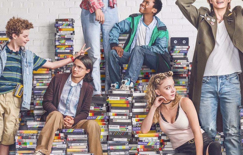 Los 90s «no apestan» y habrá nueva serie en Netflix que lo demostrará!