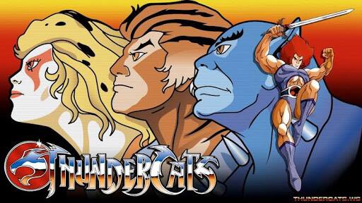 2018! Felices 33 Thundercats