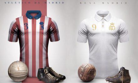 Sigue la nostalgia por el futbol y sus uniformes!!!