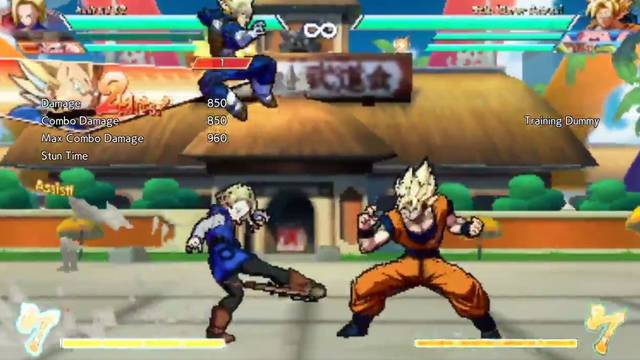 Dragon Ball FighterZ para PC : TIP para chavorrucos que aman look retro!