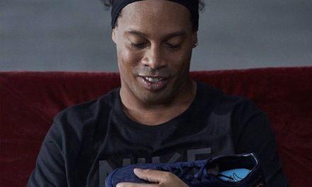 Ronaldinho se retira y aprovecha la nostalgia para dejar huella!