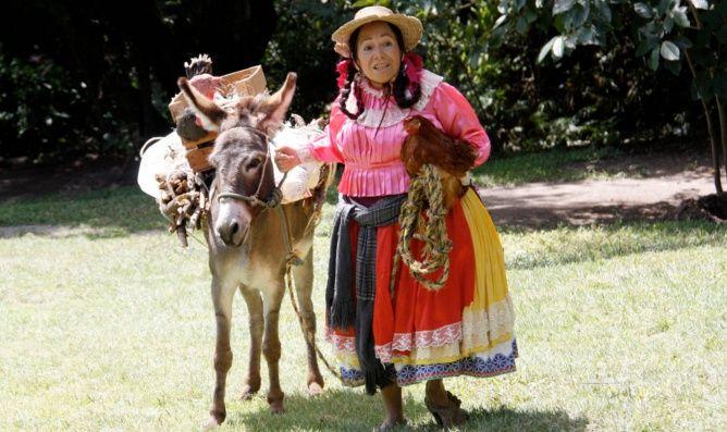 PERSONAJE CHAVORRUCO DE LA SEMANA: LA INDIA MARÍA