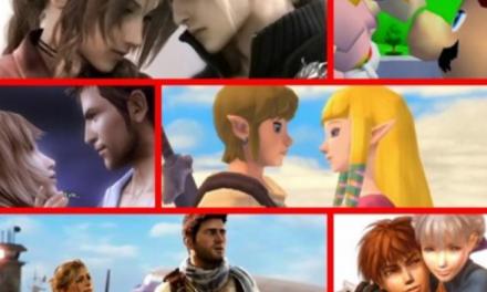 Videojuegos chavorrucos… y sus historias de amor!!!