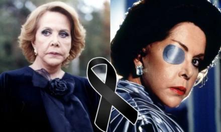 Muere María Rubio, la reina de las villanas en las telenovela mexicanas