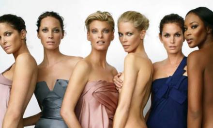 ¡Las Supermodelos de los 90's posan desnudas por el Día Internacional de la Mujer! #Foto