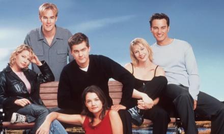 El elenco de Dawson's Creek se reunió ¡20 años después! #Video