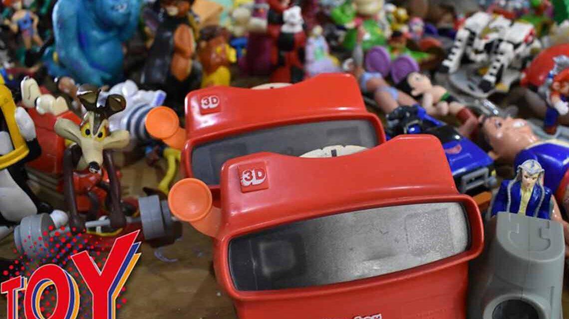Llega a CDMX Toy Fest el lugar donde los juguetes Chavorrucos nos harán recordar!!!