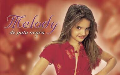 """Melody y su """"baile del gorila"""" 14 años después!!"""