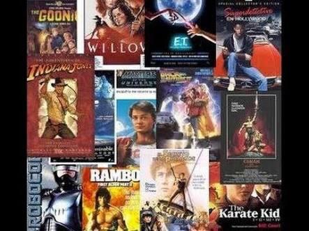 Imágenes de películas de los 80s y 90s que te traerán grandes recuerdos! (Primera parte)