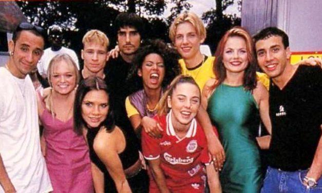 Backstreet Boys y Spice Girls ¿en un mismo escenario?