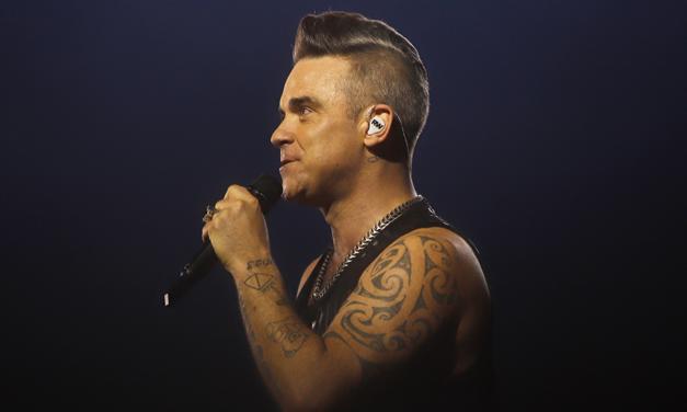 ¡Robbie Williams estará en el Corona Capital!