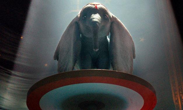 Revelado el Primer Teaser Trailer de 'Dumbo', Live-Action Dirigido por Tim Burton