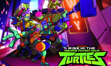 Revelado el tema de la nueva serie: Rise of the Mutant Ninja Turtles
