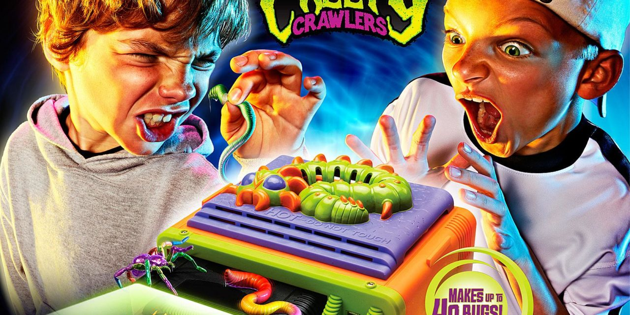 Hollywood traerá de regreso a los Creepy Crawlers en una adaptación cinematográfica
