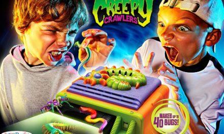Hollywood traerá de regreso a los Creepy Crawlers en una adaptación cinematográfica