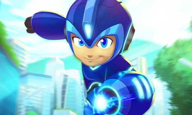 Megaman está de regreso con nueva serie y videojuego