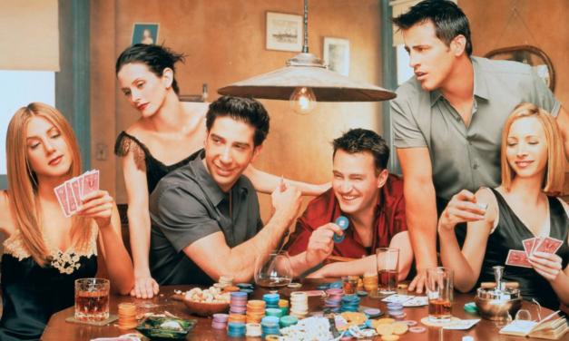 Ellos son los protagonistas de la versión millennial de «Friends»