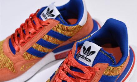 ¡Reúnan su Ki! Adidas lanzará línea de tenis con diseño de DBZ