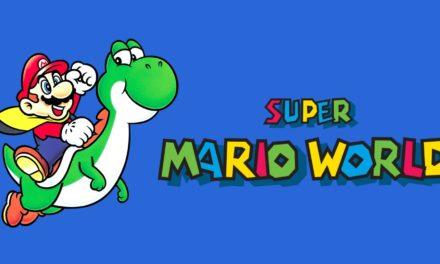 ¡Feliz Cumpleaños Super Mario World!