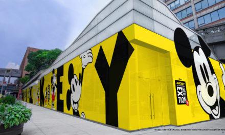 Exhibición de Arte celebrará los 90 años de Mickey Mouse en NY