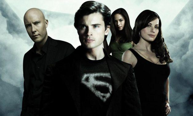 Se reúnen tres actores de la legendaria serie Smallville
