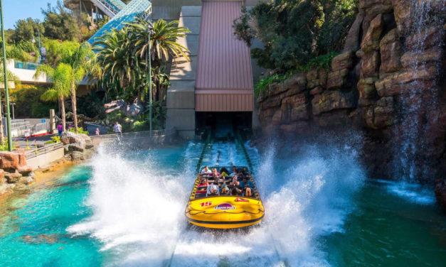 ¡Universal Studios anuncia que Jurassic Park Ride cerrará sus puertas!