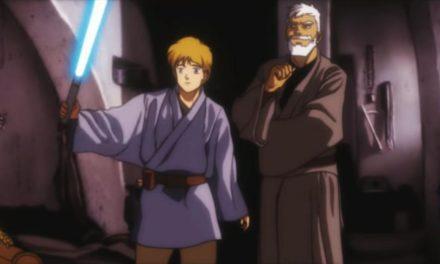 ¿Un anime de Star Wars? ¡Mira aquí el trailer de cómo se vería!