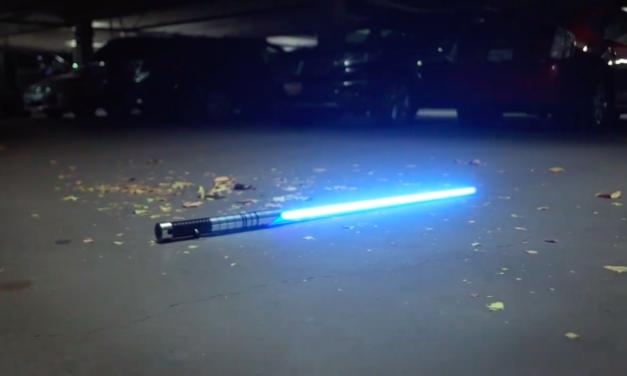 ¡Cualquier chavorruco moriría por estar en esta broma de Star Wars!