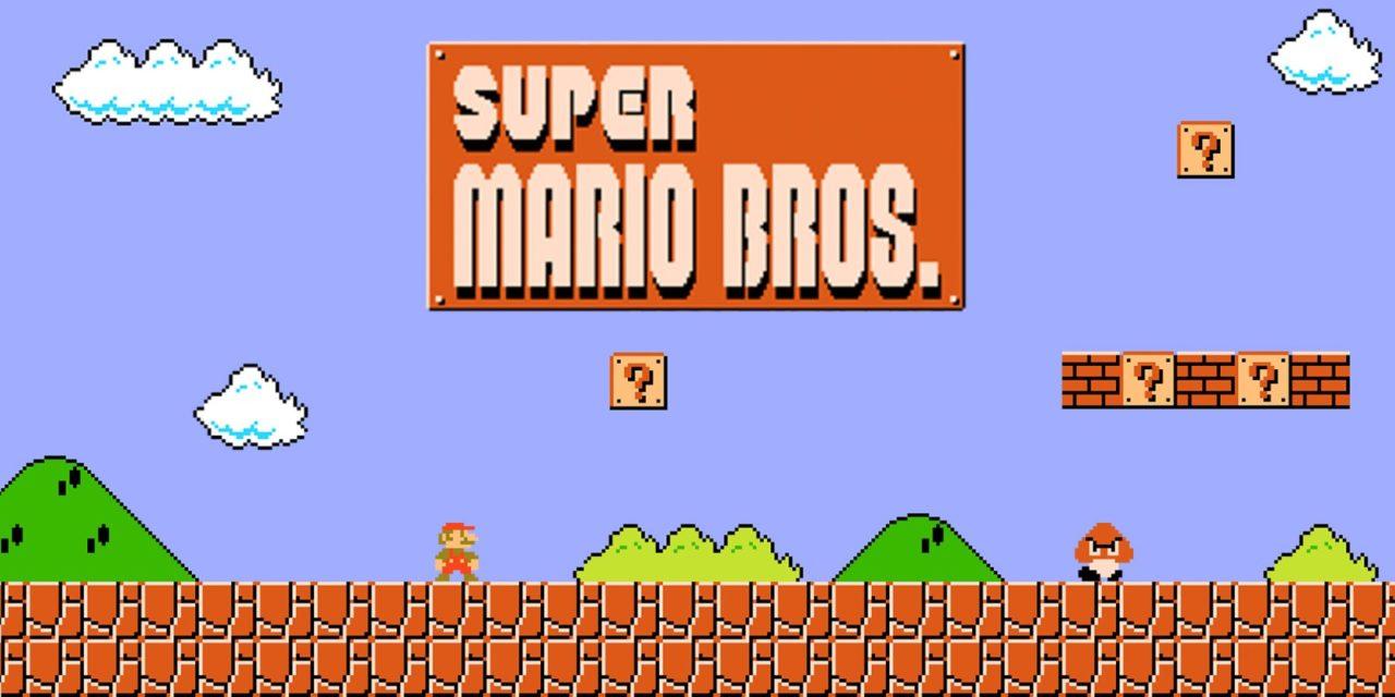 ¡Mamma Mia! ¡Estamos celebrando 33 años de Super Mario Bros!
