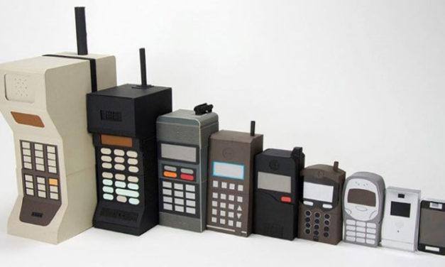 5 celulares viejos que siempre permanecerán en nuestro corazón