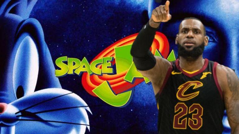 Comparte LeBron James fotografía de «Space Jam 2»