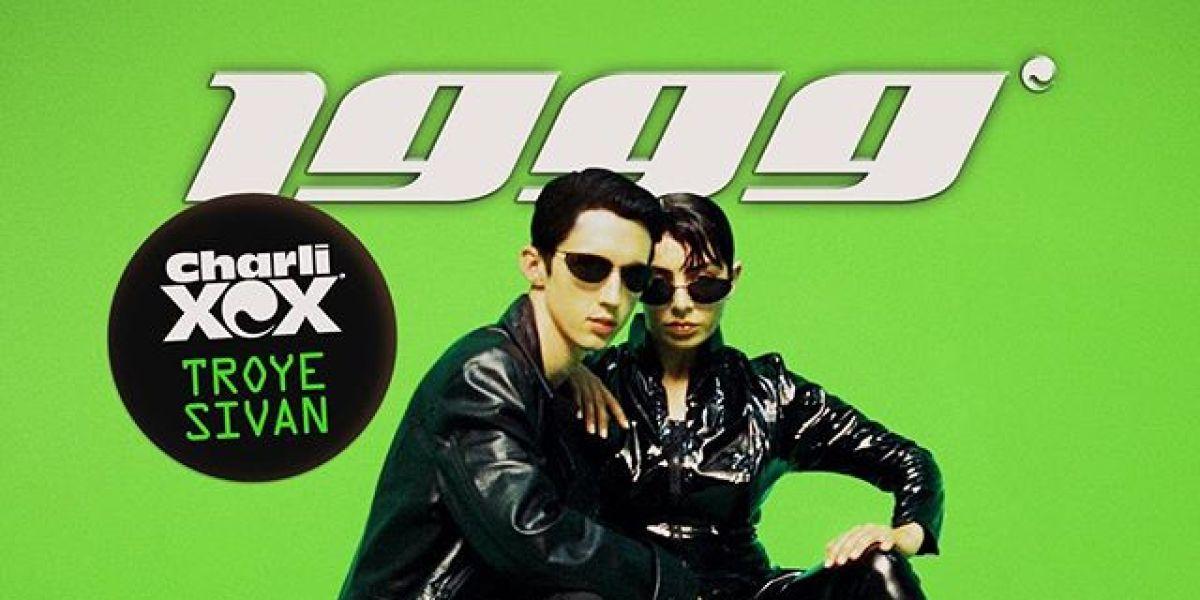 Este es el hermoso tributo que Charli XCX y Troye Sivan rinden a los 90's