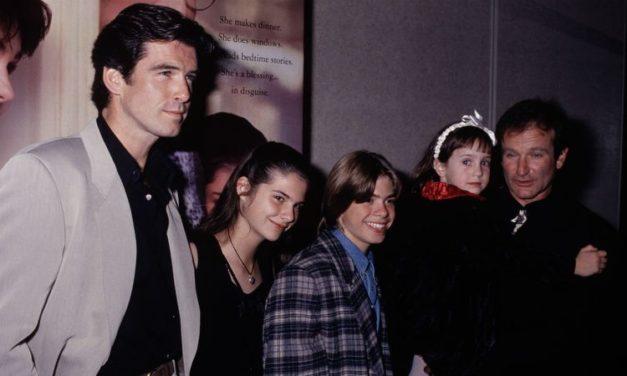 ¡Los niños de «Mrs. Doubtfire» se reunieron 25 años después y no creerás cómo lucen!