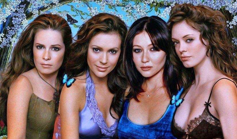 ¡Así lucen las protagonistas de «Charmed» a 20 años de su estreno!